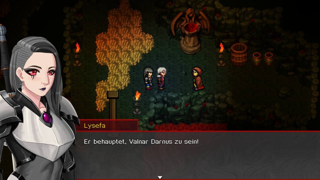 Vampires Dawn 3 Screenshot